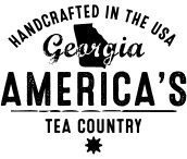 Handcrafted in the USA - Georgia - America's Tea Country