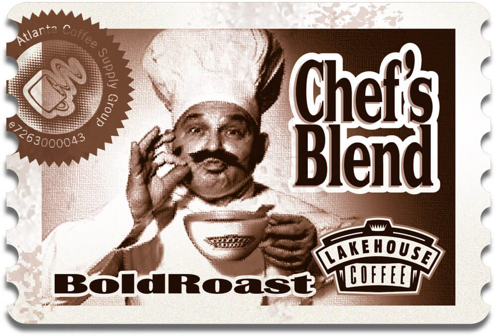 Coffee Chef's Blend