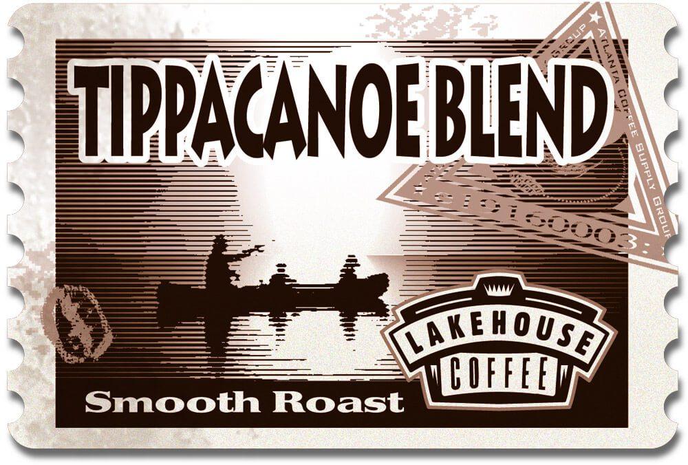 Tippacanoee Blend Coffee